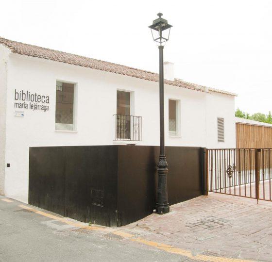 Biblioteca María Lejárraga. Constructora B. Solis, construcción y proyectos en Marbella.