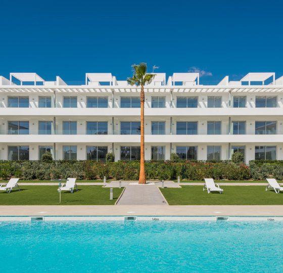 Belaire Apartamentos. Constructora B. Solis, construcción y proyectos en Marbella.