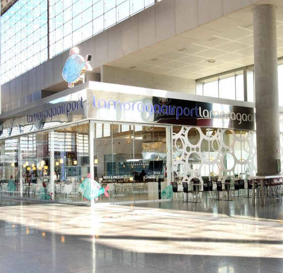 La Moraga Airport. Constructora B. Solis, construcción y proyectos en Marbella.
