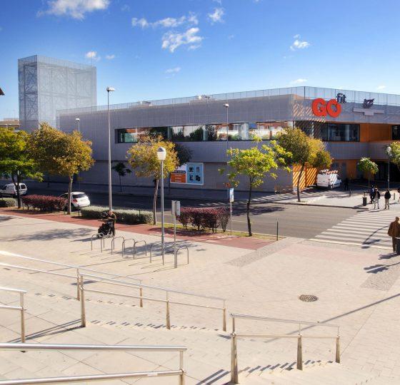 Go Fit centro deportes. Constructora B. Solis, construcción y proyectos en Marbella.