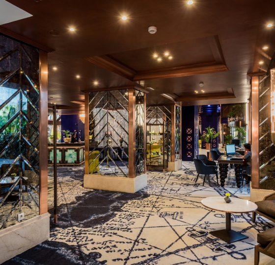 Hotel Kempinski Bahia. Constructora B. Solis, construcción y proyectos en Marbella.