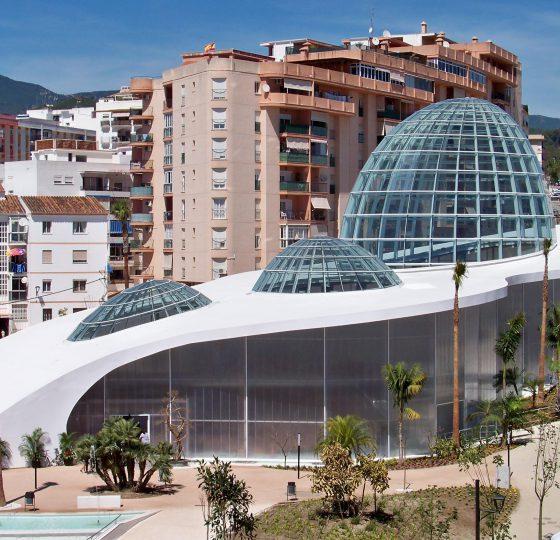 Orquidario de Estepona. Constructora B. Solis, construcción y proyectos en Marbella.
