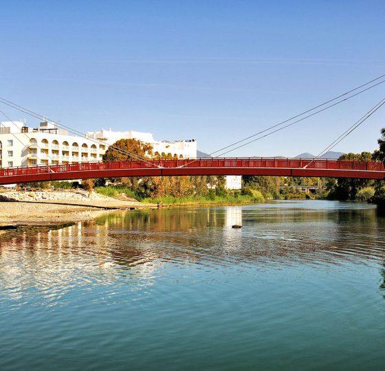 Puente en Puerto Banús. Constructora B. Solis, construcción y proyectos en Marbella.