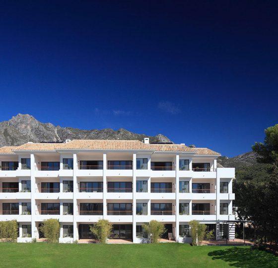 Villa María Buchinger. Constructora B. Solis, construcción y proyectos en Marbella.