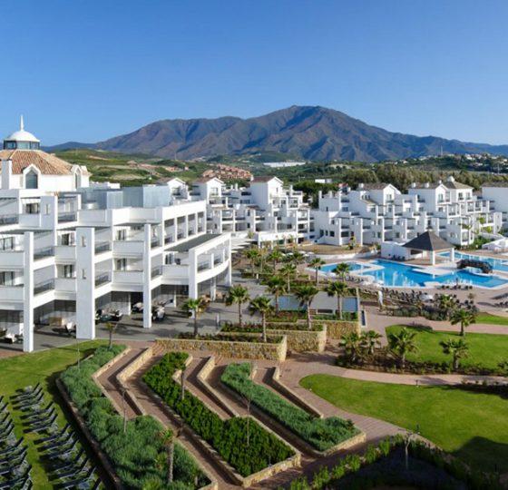 Hotel Fuerte Estepona. Constructora B. Solis, construcción y proyectos en Marbella.