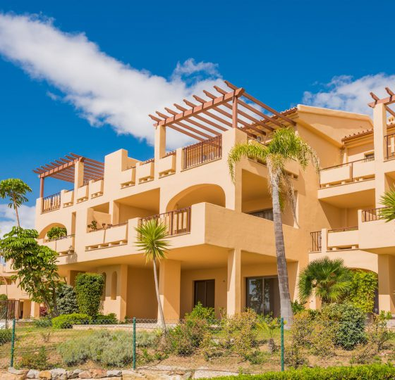 Hacienda Señorío de Cifuentes. Constructora B. Solis, construcción y proyectos en Marbella.
