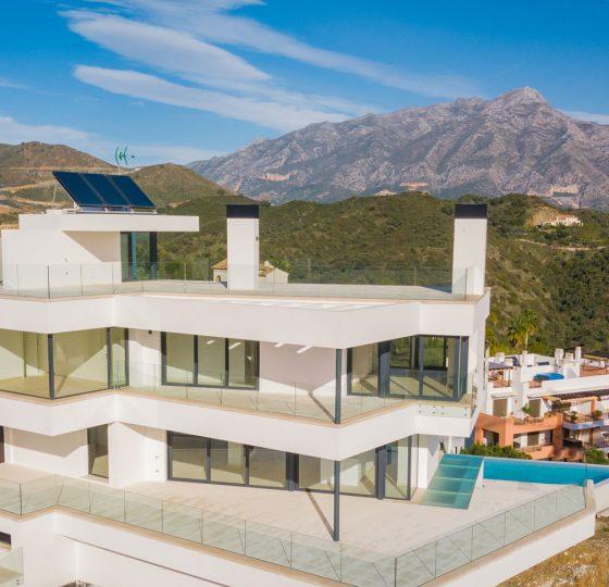La Quinta, vivienda unifamiliar. Constructora B. Solis, construcción y proyectos en Marbella.