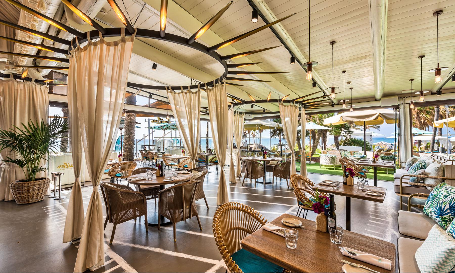 SPILER BEACH CLUB HOTEL KEMPINSKI – Constructores en Marbella B.SOLÍS